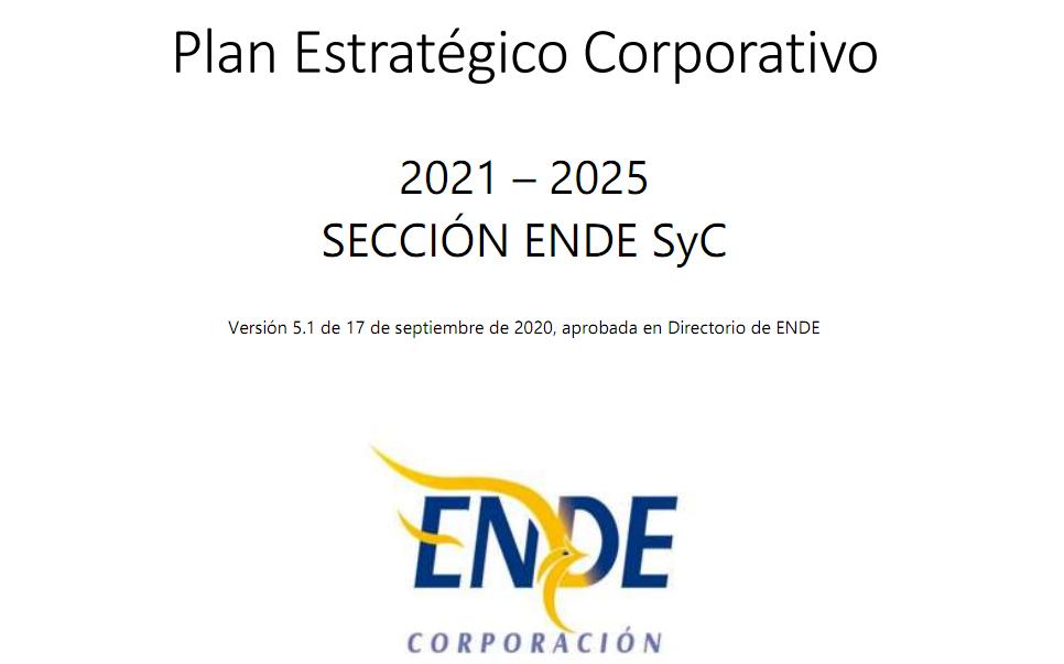 Plan Estratégico Corporativo 2021-2025