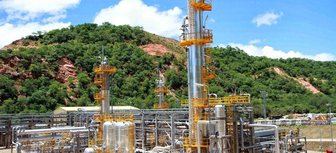 BOLIVIA LANZA LICITACIÓN PARA CERTIFICAR RESERVAS DE GAS NATURAL POR $US 495.000
