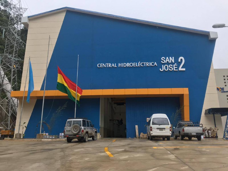 Bolivia protege el ambiente con reducción de CO2 mediante hidroeléctrica financiada por CAF